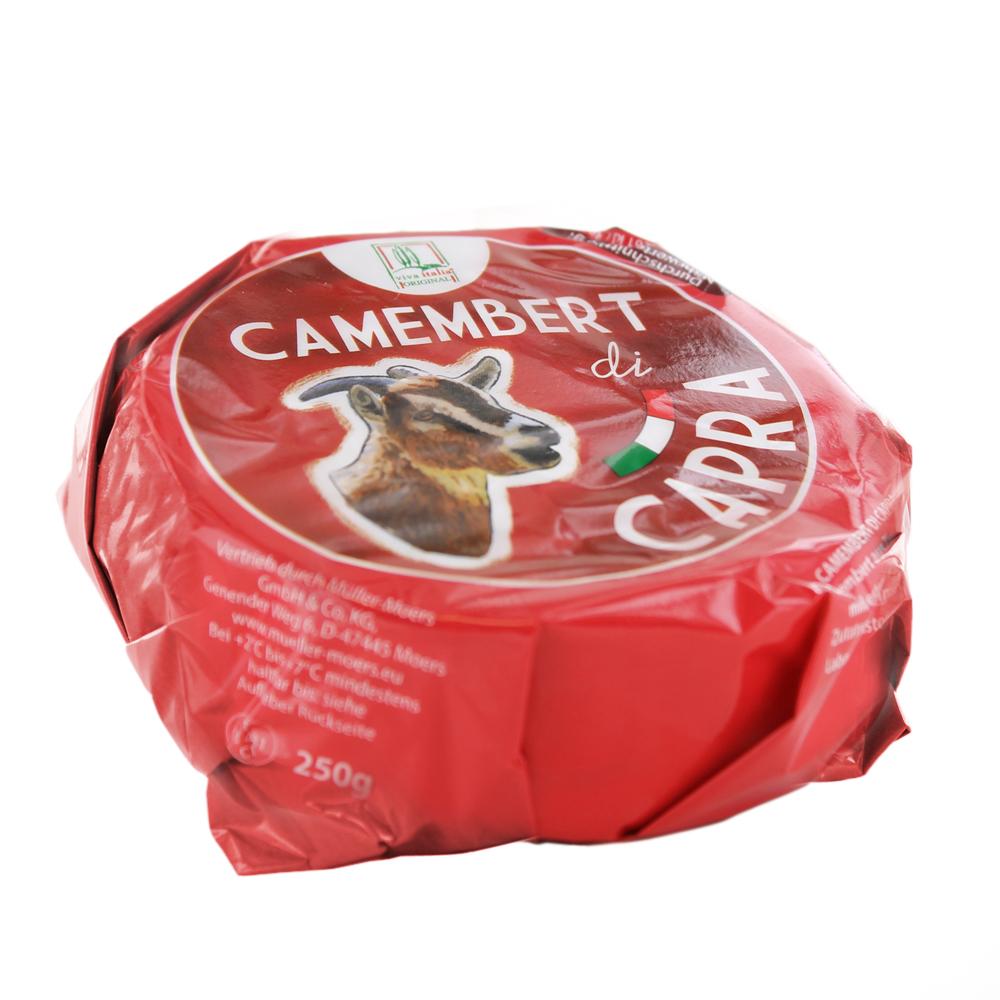 Viva Italia Camembert di Capra 250g