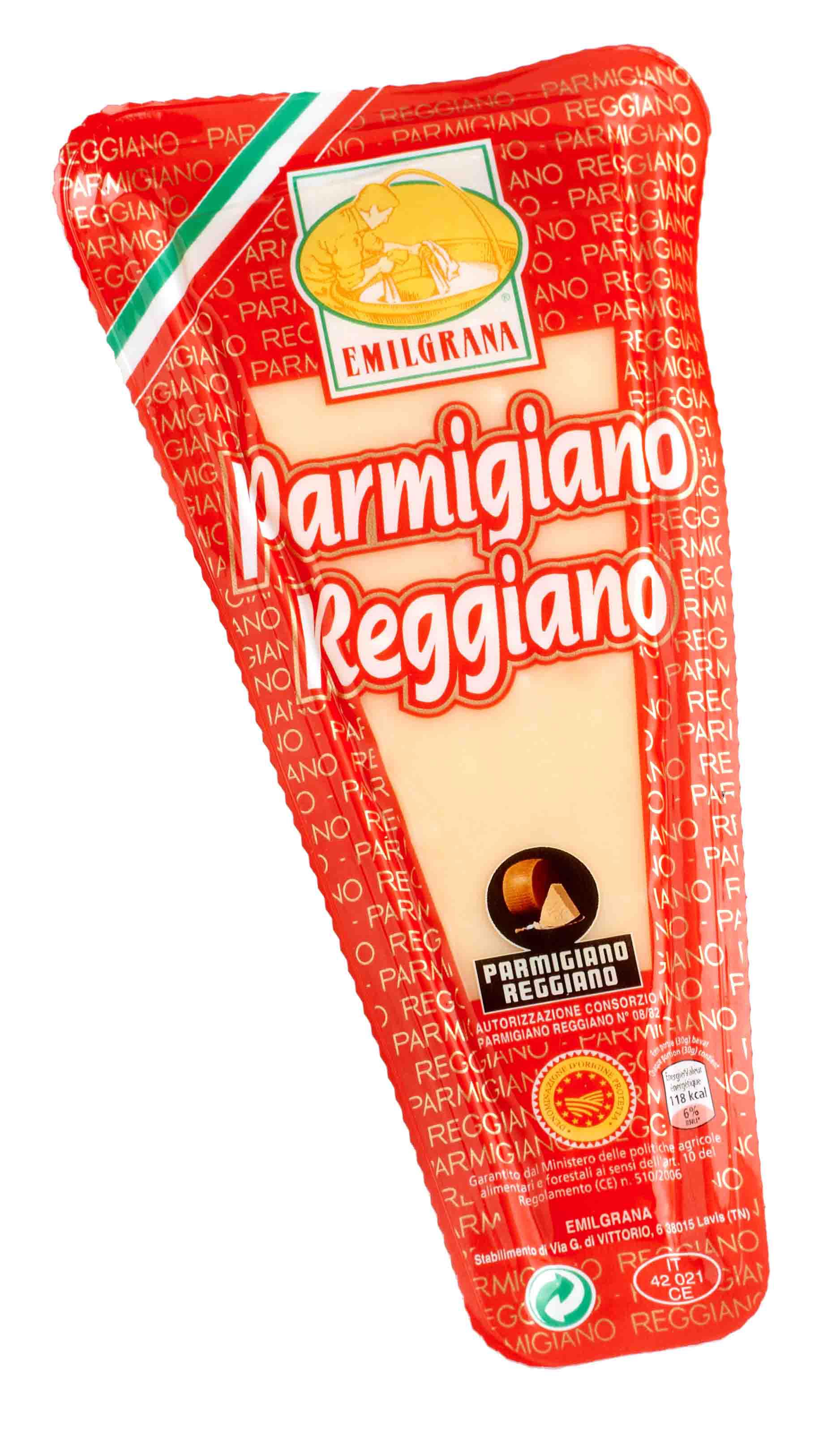 Parmigiano Reggiano DOP 18Mon. 200g