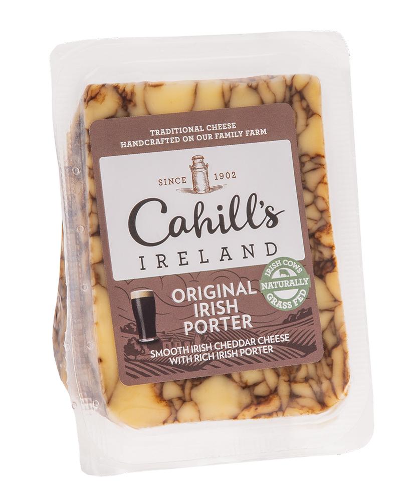 Cahills Irish Cheddar Porter 145g