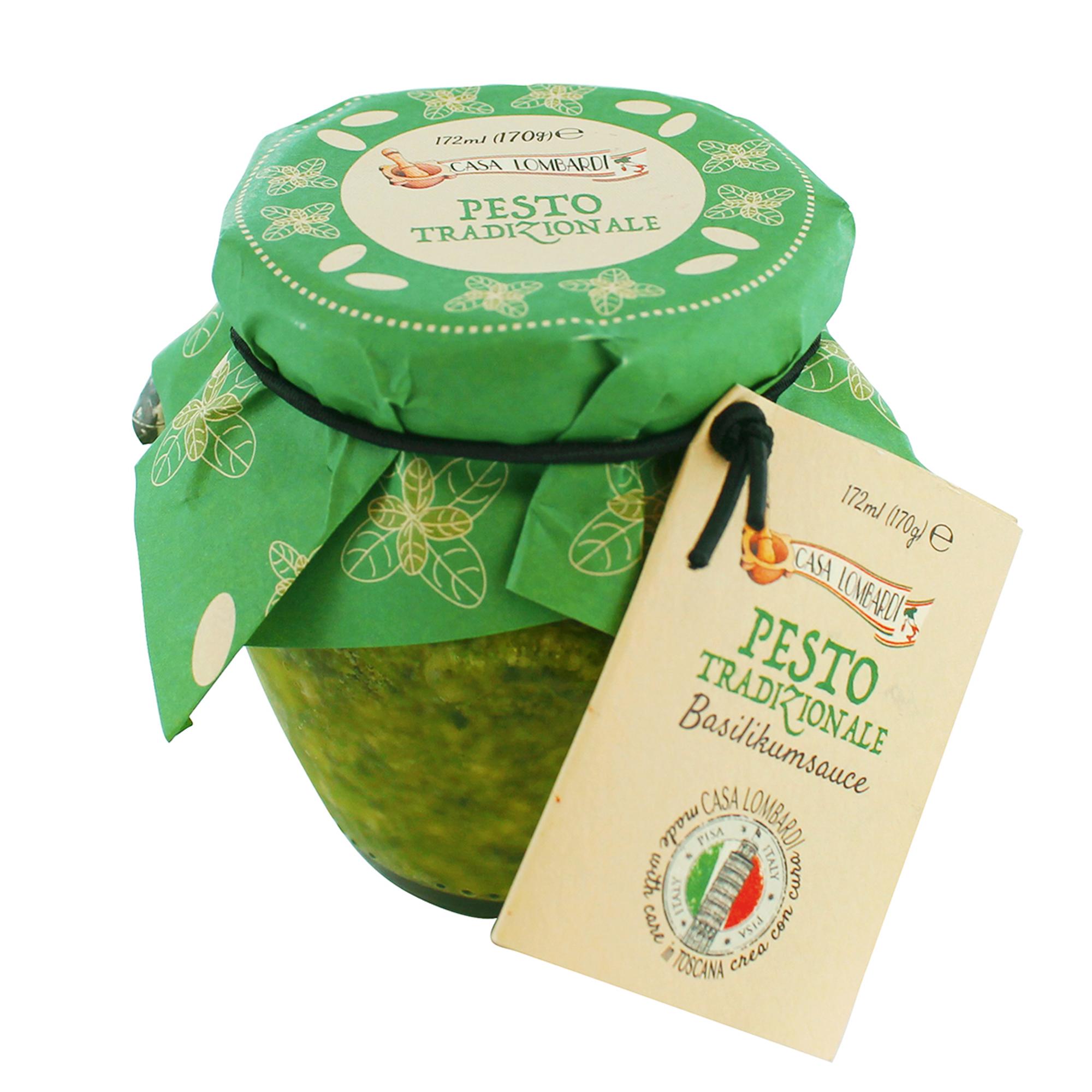 DAS ORGINAL: Il vero Pesto tradizionale 170g