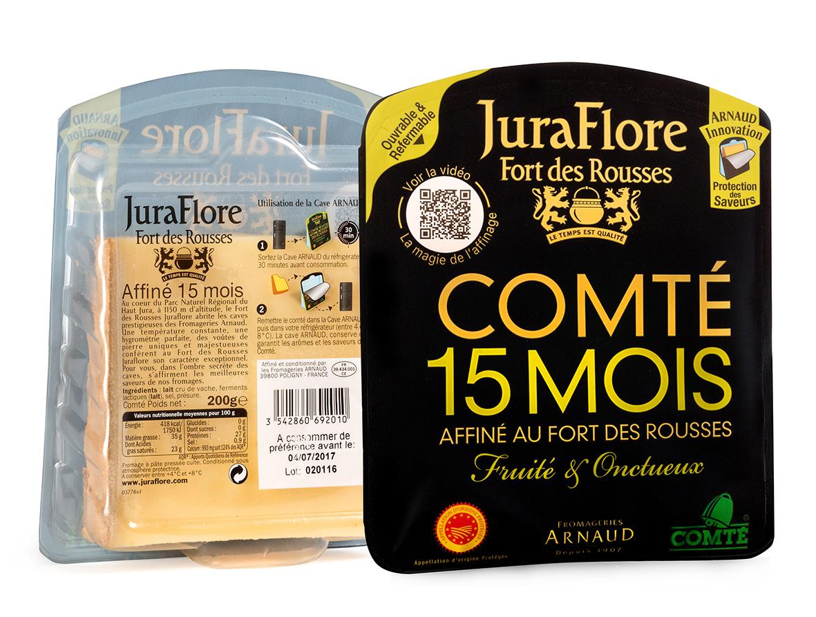 Juraflore Comté 15 Monate AOP 200g