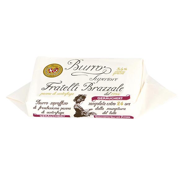 Burro Superiore Premiumbutter geräuchert 125g