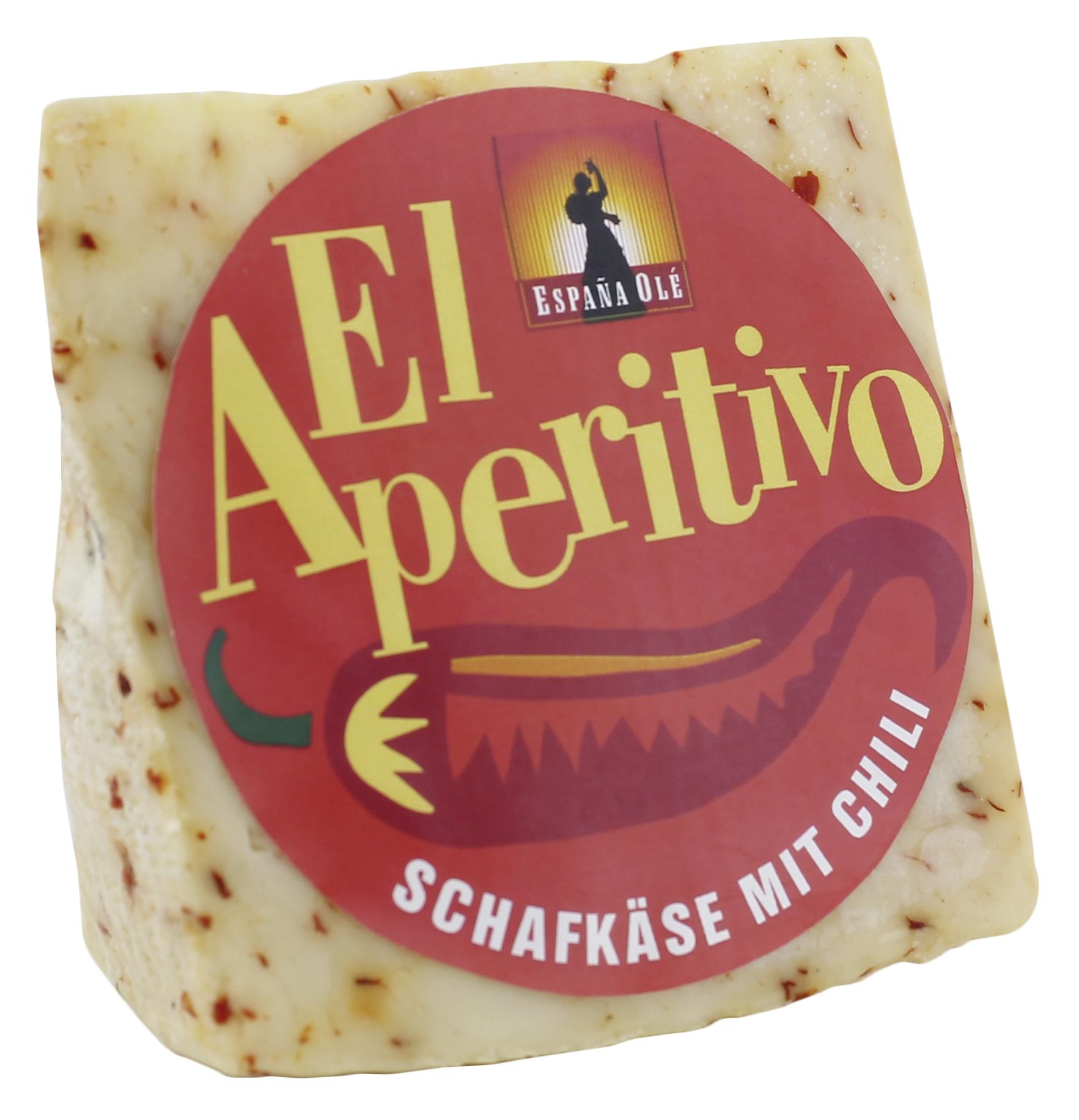 El Aperitivo Schafskäse mit Chili 200g
