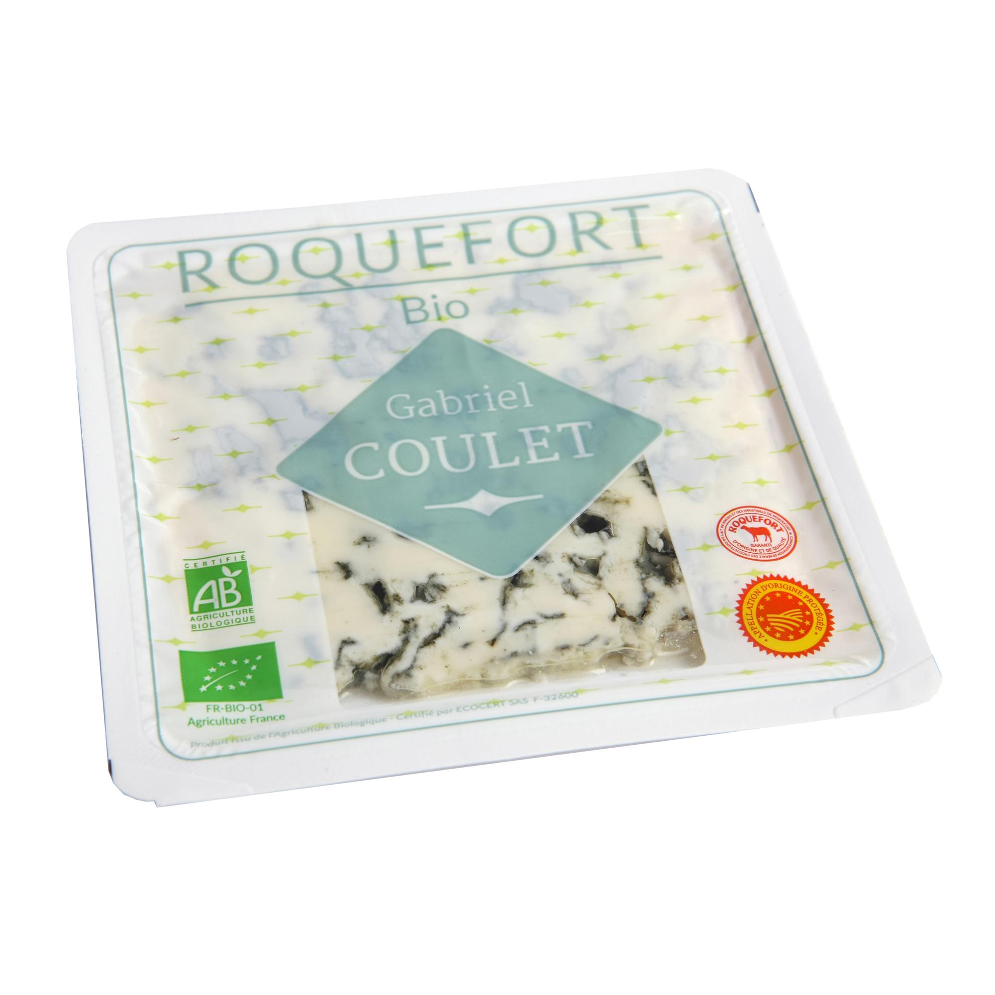 Bio Roquefort AOP 100g