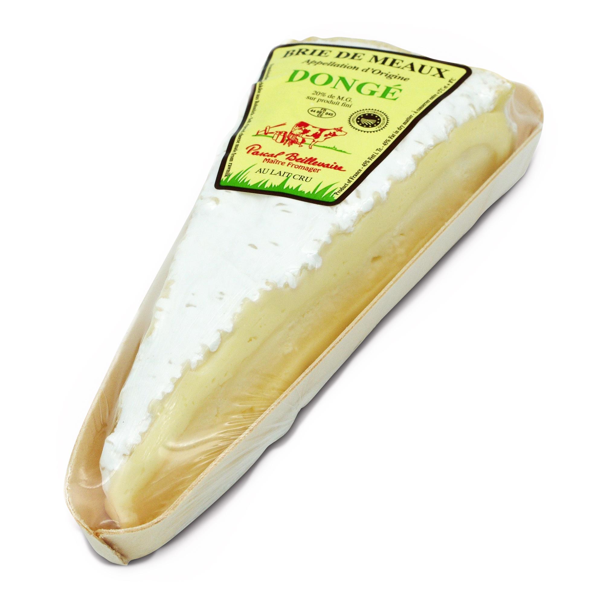 Dongé Brie de Meaux 200g A.O.P.