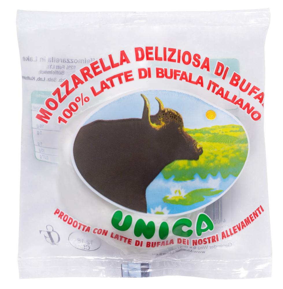 Unica – Mozzarella Deliziosa di Bufala 250g