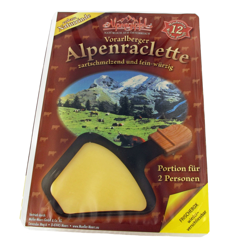 Alpengipfel Alpenraclette Reserve 250g