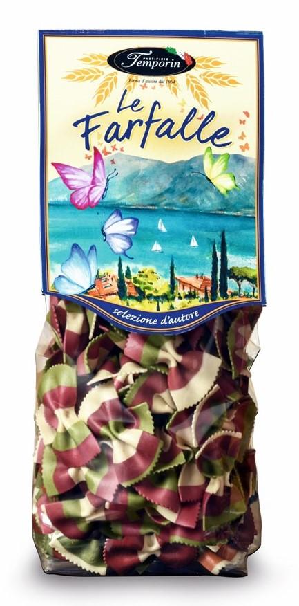 Farfalle Tricolore »Italia« 250g