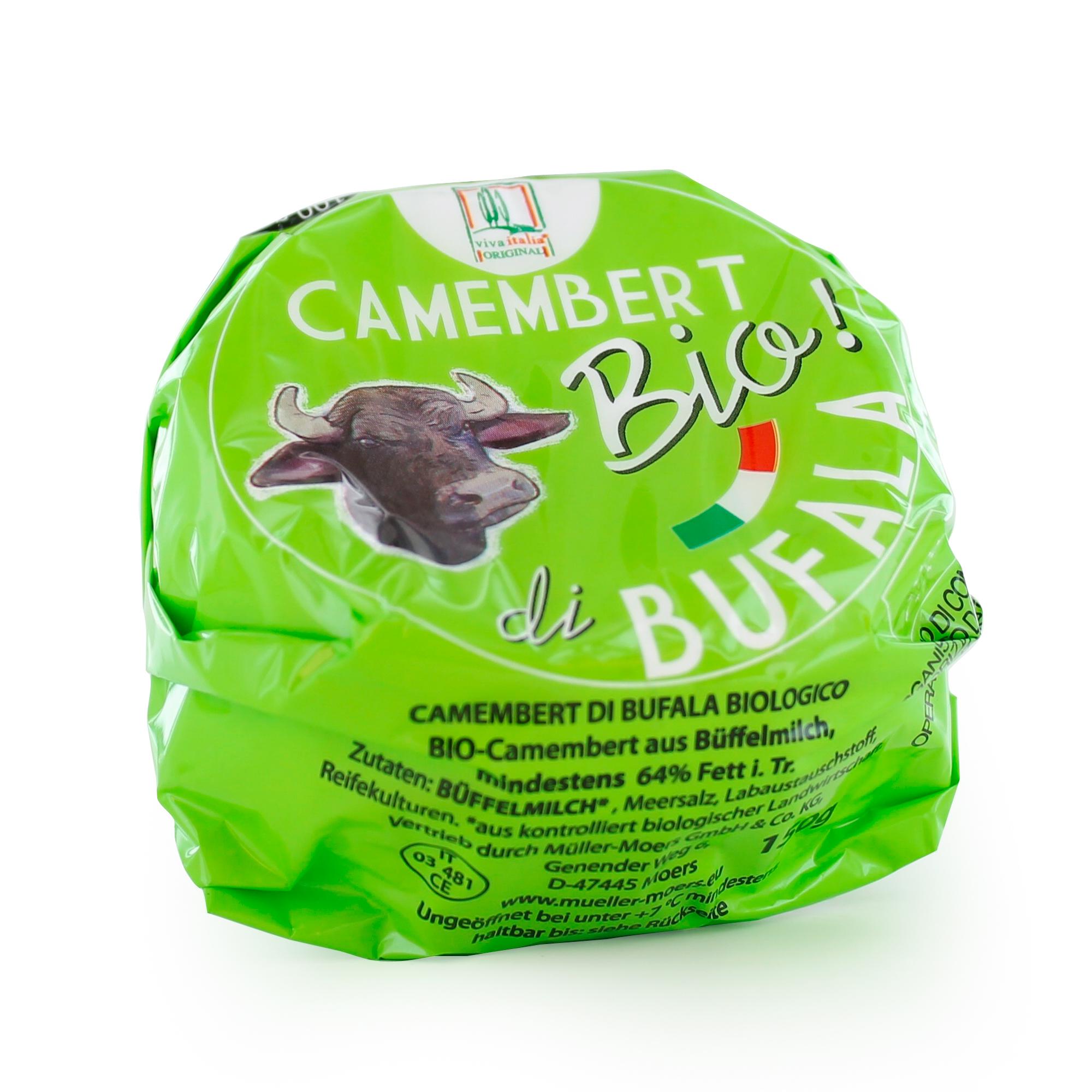 Bio Camembert di Bufala 150g