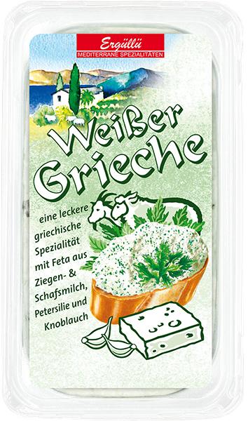 Ergüllü Weisser Grieche 125g