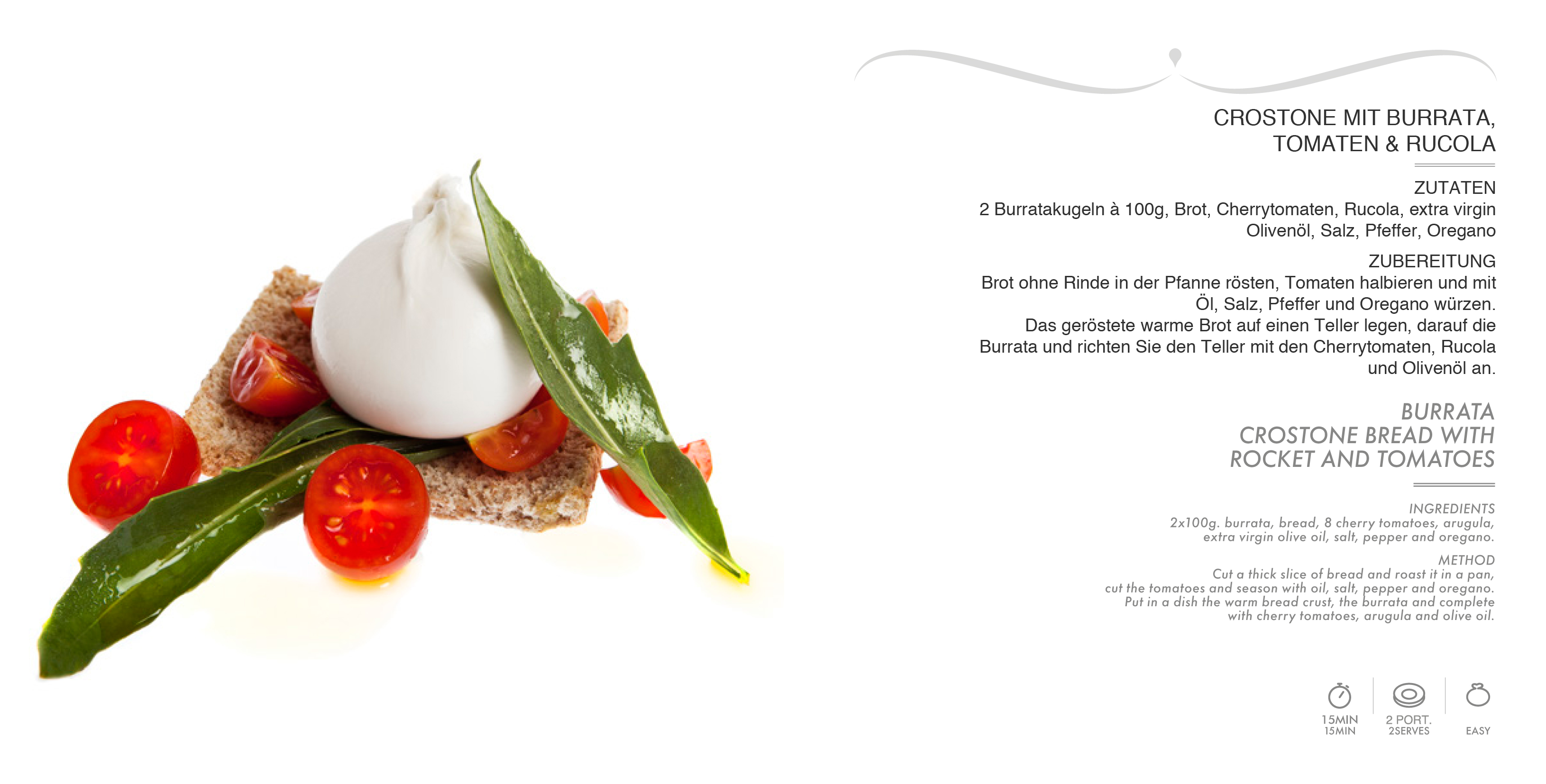 Viva Italia Burrata Mozzarella 100g